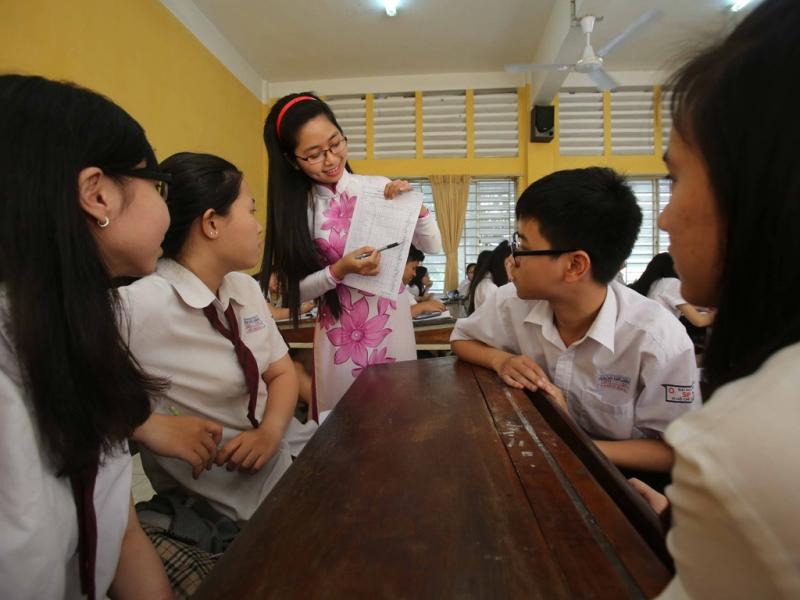 Tinh tế, nhẫn nại và điềm tĩnh là đức tính cần có của giáo viên