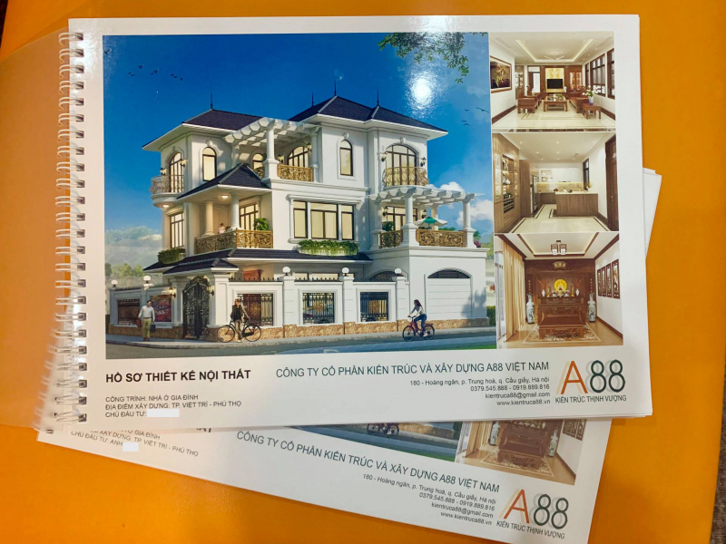 Kiến trúc A88