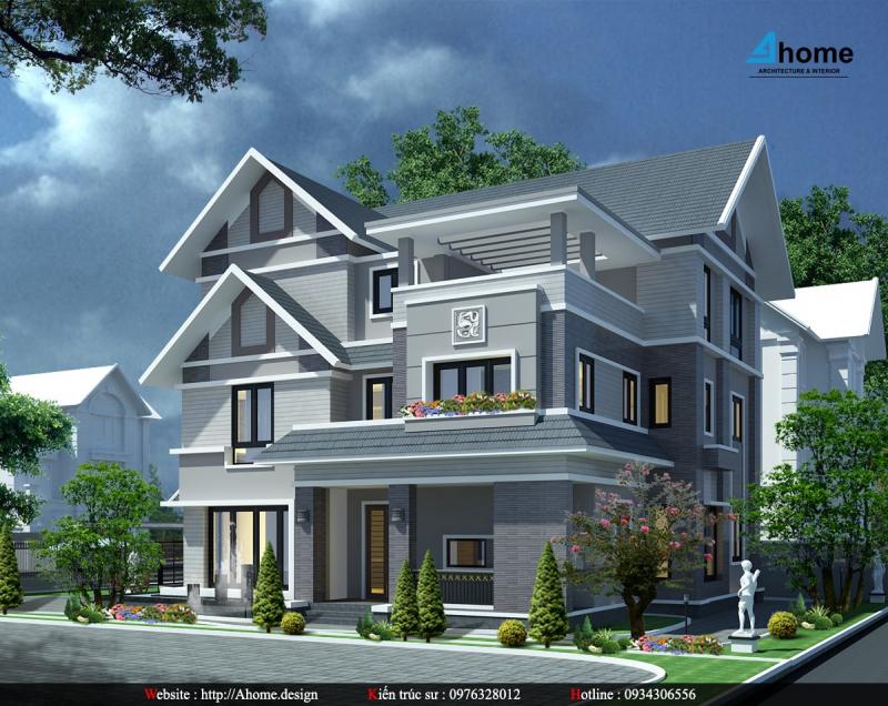 Kiến trúc Ahome