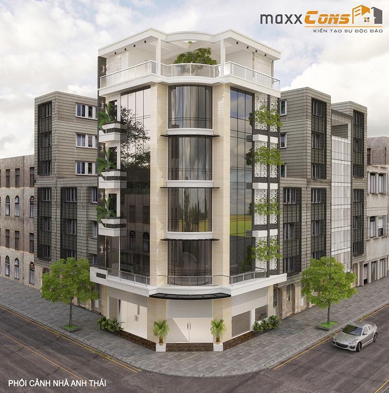 Kiến trúc & xây dựng MaxxCons