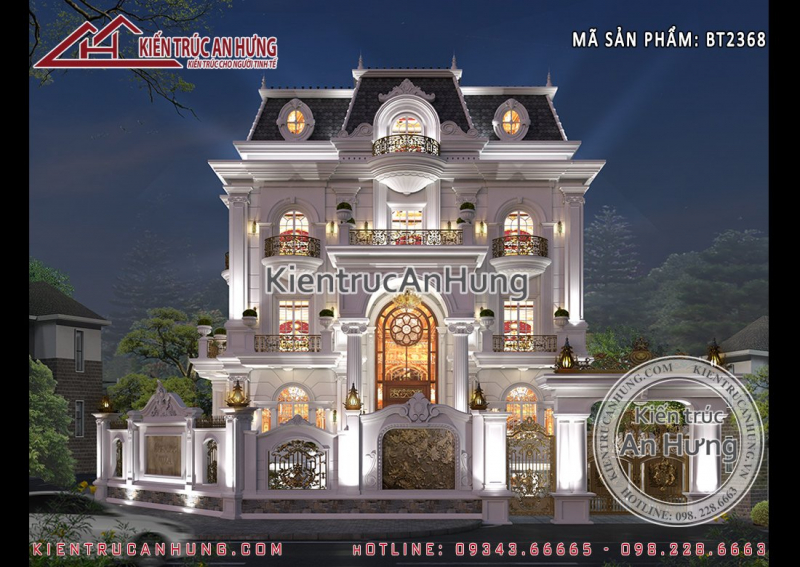 Kiến trúc An Hưng