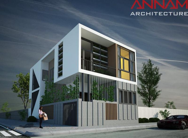 Kiến trúc An Nam