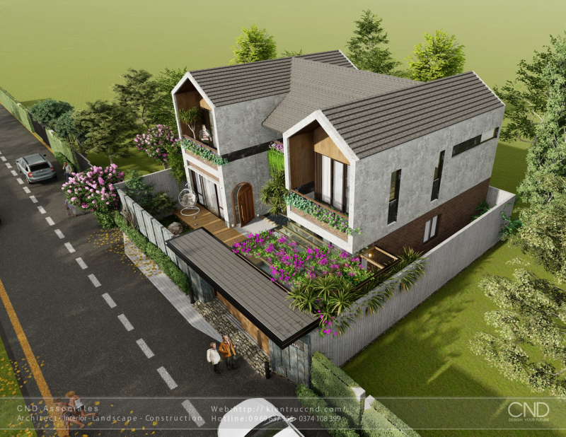 Kiến trúc CND