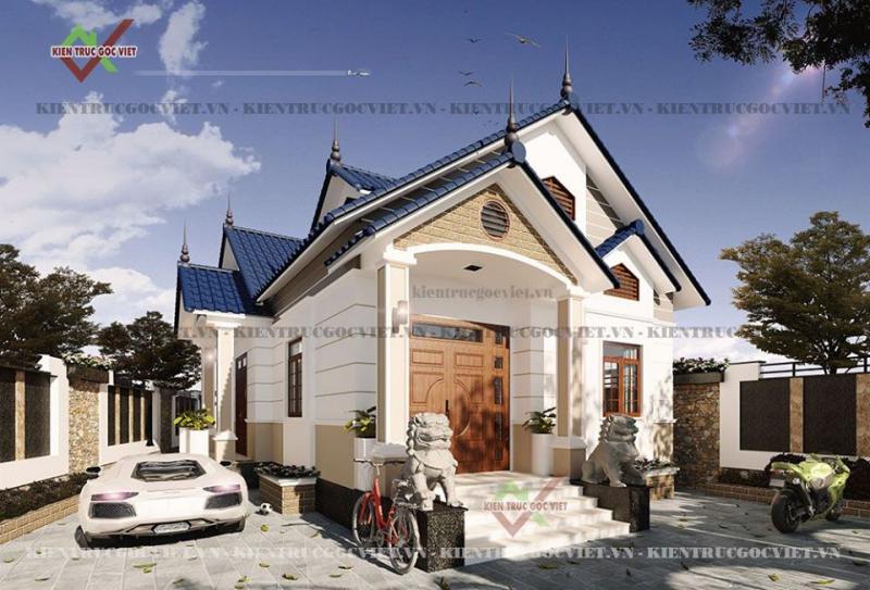 Kiến trúc Gốc Việt