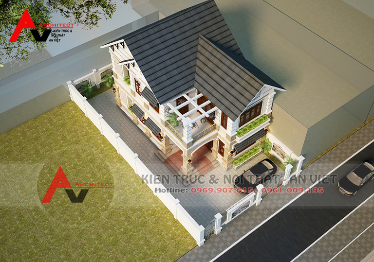 Kiến trúc nội thất An Việt