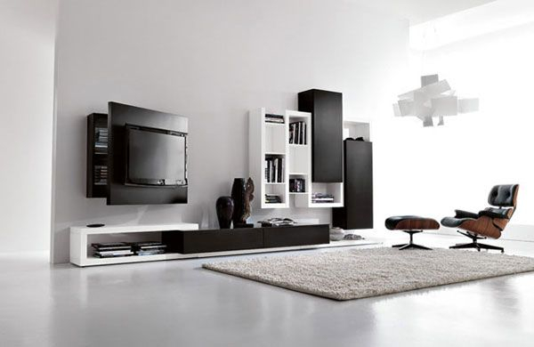 Phòng giải trí thiết kế nội thất đẹp mắt và hiện đại
