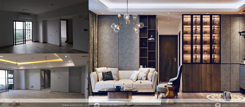 Công ty thiết kế nội thất Kiến Decor +