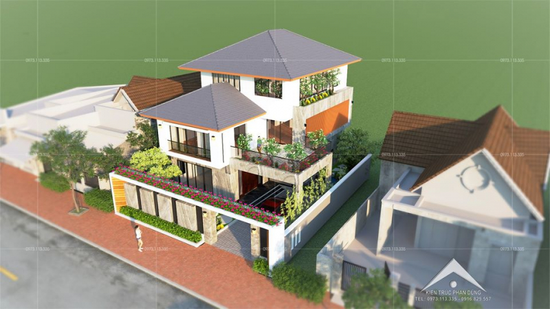 Kiến trúc Phan Dũng