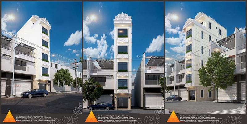 Công ty thiết kế kiến trúc Tây Hồ