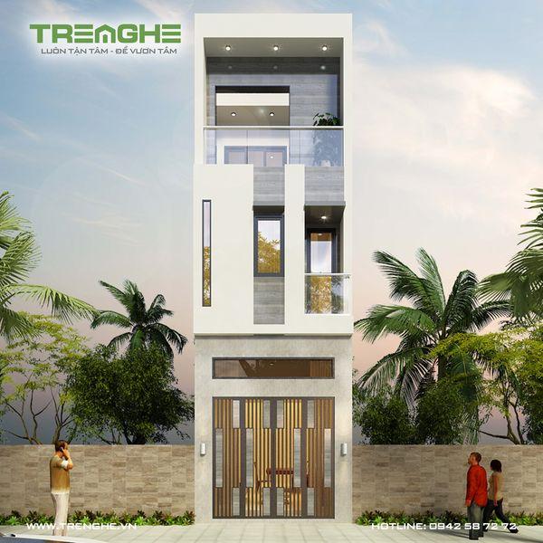 Kiến trúc Tre Nghệ