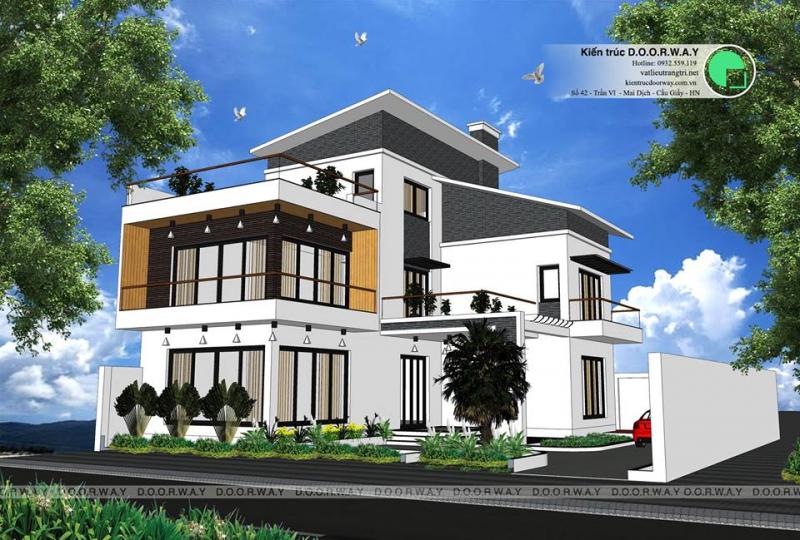 Kiến trúc và Nội thất - Doorway