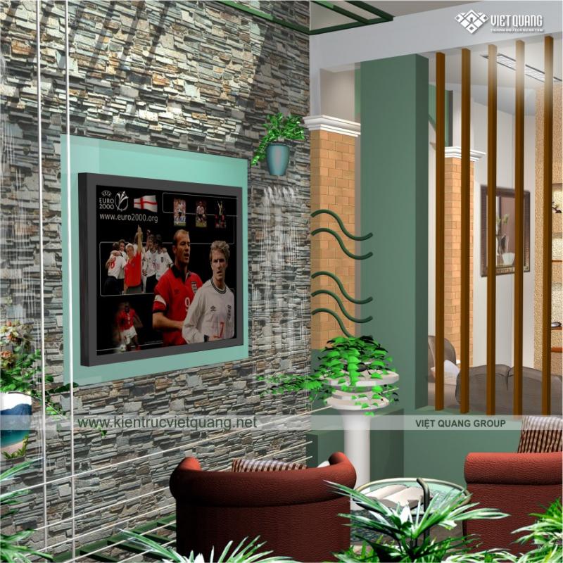 Công ty TNHH thương mại xây dựng thiết kế Kiến trúc Việt Quang