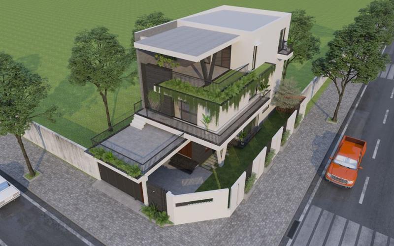 Kiến trúc Xanh Hà Tĩnh