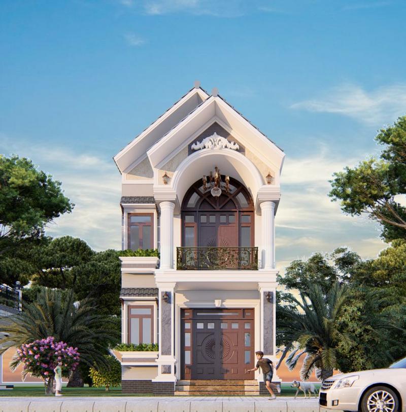 Kiến trúc Xây dựng Nam Vinh