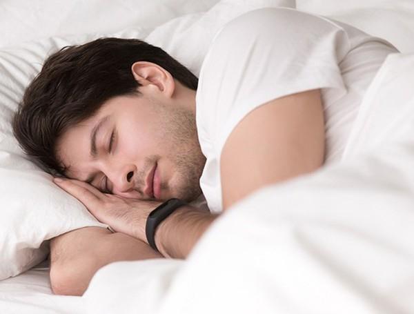 Kiêng chúc Tết người đang nằm ngủ