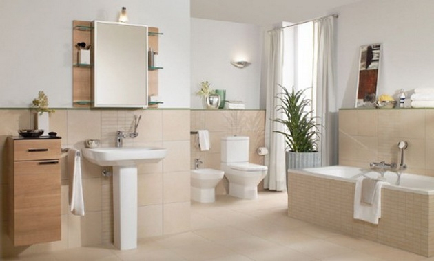 Nhà vệ sinh là nơi chứa nhiều vi khuẩn nên kiêng đặt đối diện nhà bếp