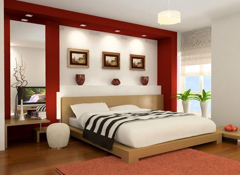 Phòng ngủ là nơi nghỉ ngơi cần tránh đặt đối diện bếp