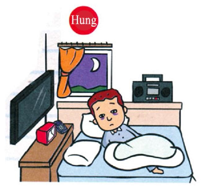 Kiêng kỵ đặt ti vi, hệ thống âm thanh, điện thoại phía trước giường ngủ