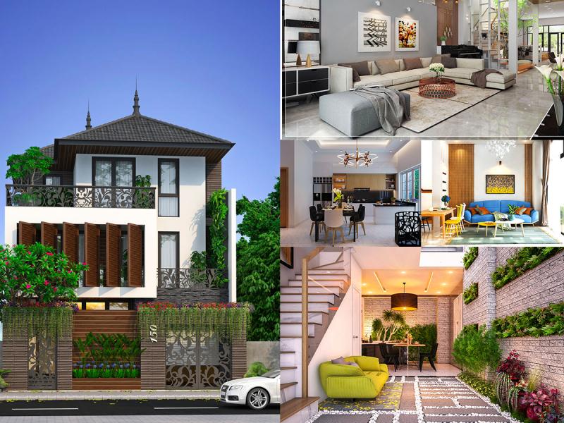 Cần lưu ý điều kiêng kỵ trong việc xây nhà với phòng khách