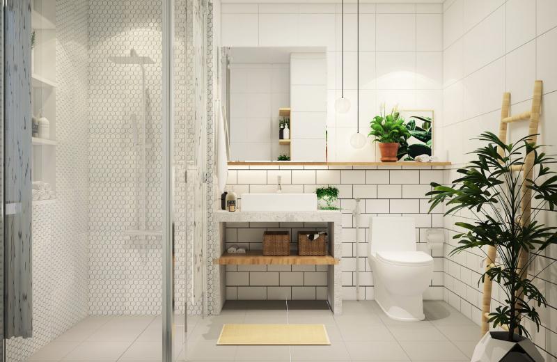 Gia chủ cần lưu ý trong việc xây nhà với phòng vệ sinh