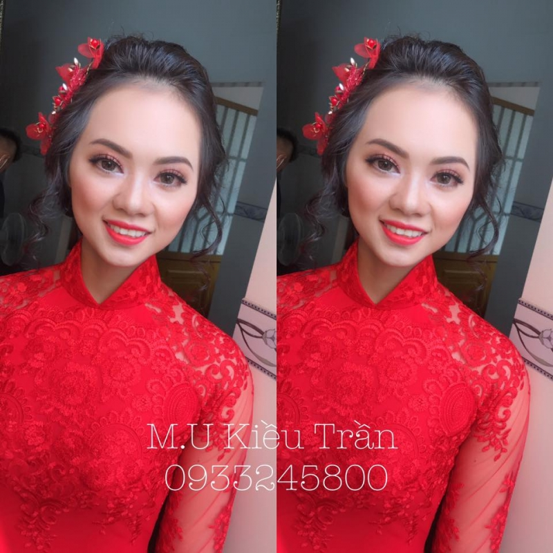 Kiều Andry Make Up