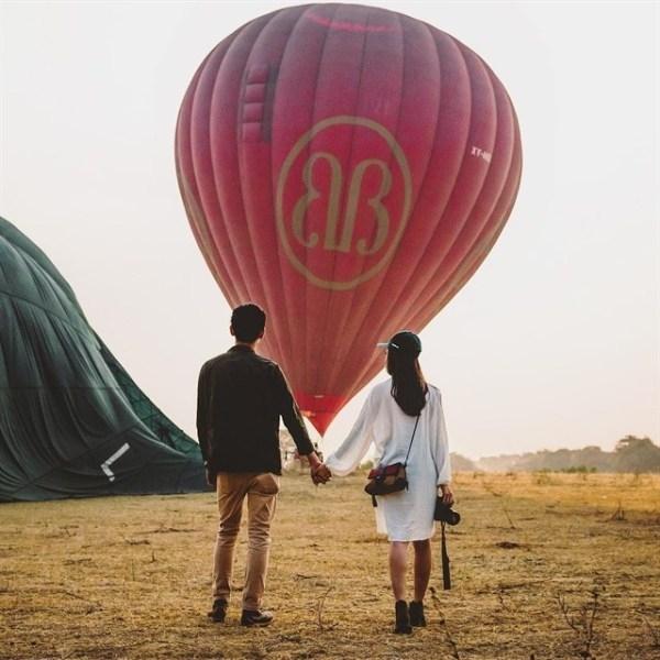 Top 10 kiểu chụp ảnh couple đẹp hot nhất MXH 2021 2