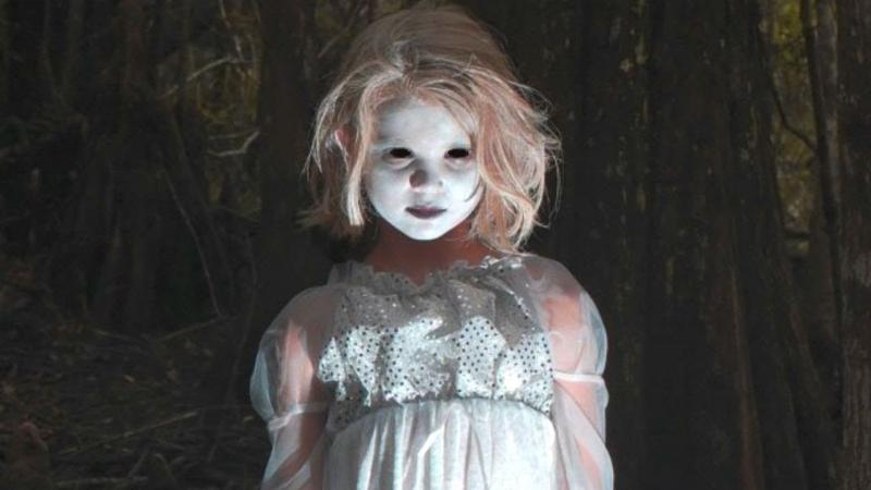 Linh hồn ác độc trẻ em đáng sợ