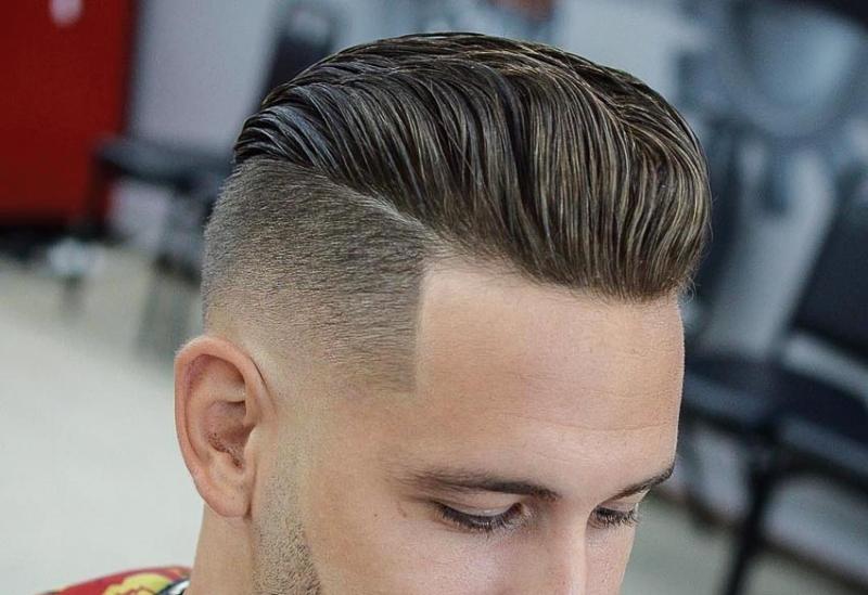 Kiểu tóc Pompadour lịch lãm