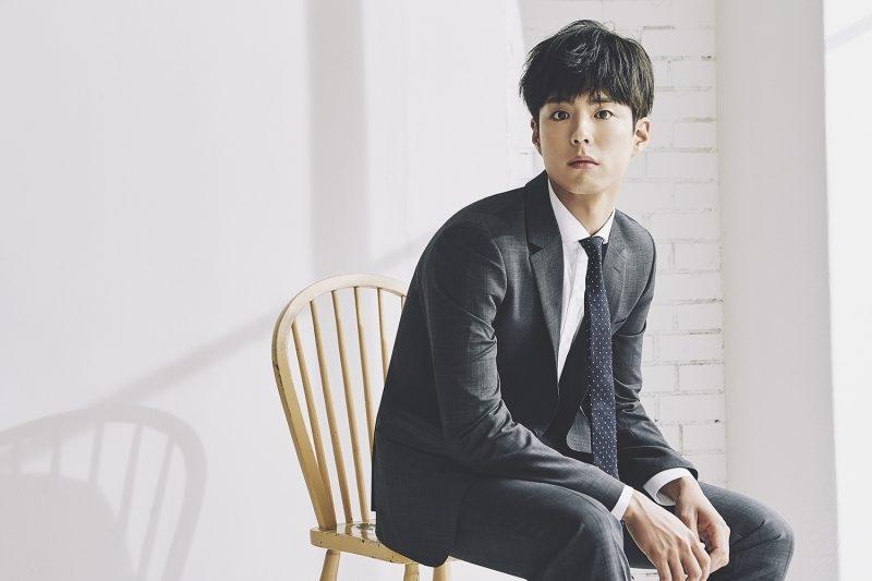 Park Bo Gum thư sinh với kiểu tóc tỉa layer