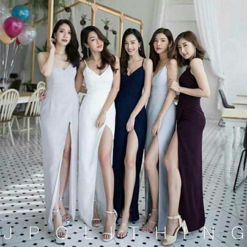 Hội bạn thân chắc chắn muốn thử seri váy của Kieuoanh Le shop
