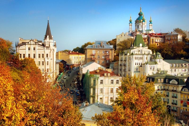 Kiev là một trong những thành phố có giá du lịch rẻ nhất ở Châu Âu