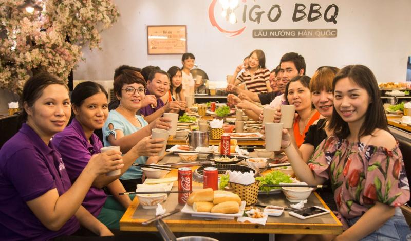 KIGO BBQ