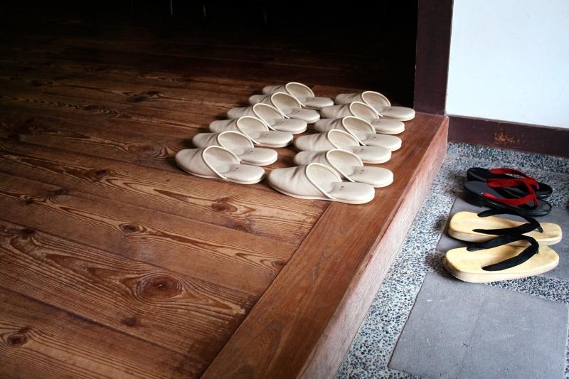 Sàn nhà bẩn là điều không thể nào tha thứ đối với người Hàn Quốc