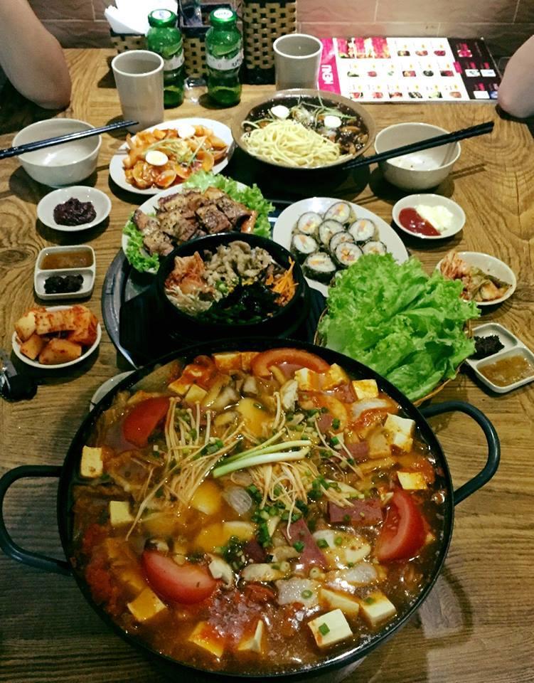 Kim chi Quán - Ẩm thực Hàn quốc