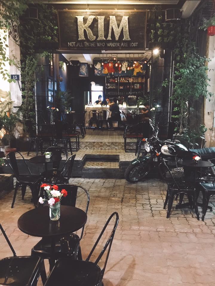 Kim Corner Cafe.