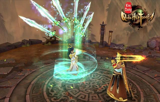 Game Kim dung quần hiệp truyện 3D