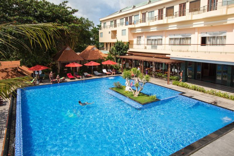Khu nghỉ mát Kim Hoa