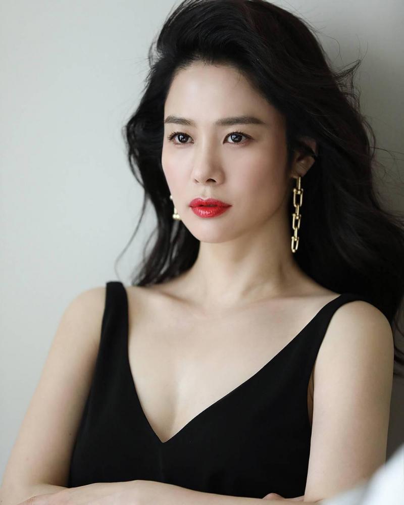 Diễn viên Kim Hyun Joo