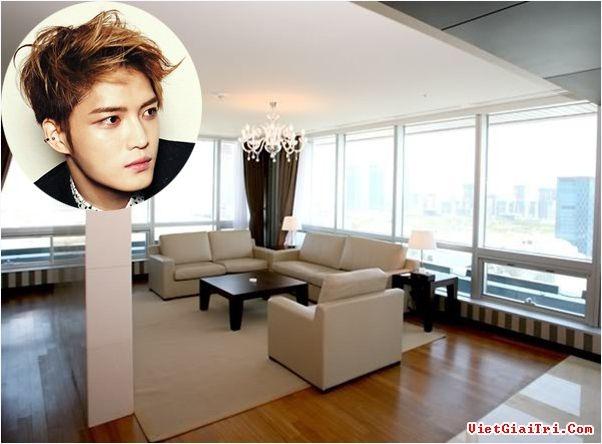 Nhà của Jae Joong