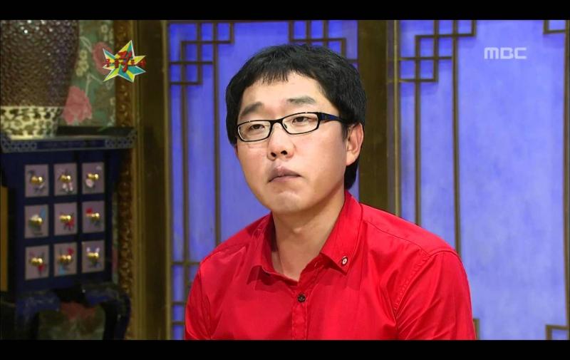 Chú JeDong hiền lành.