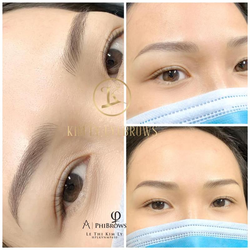 Kim Ly EyeBrows