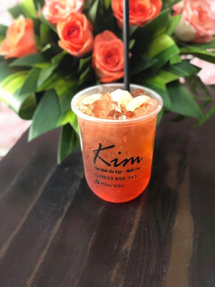 Kim Milk Tea