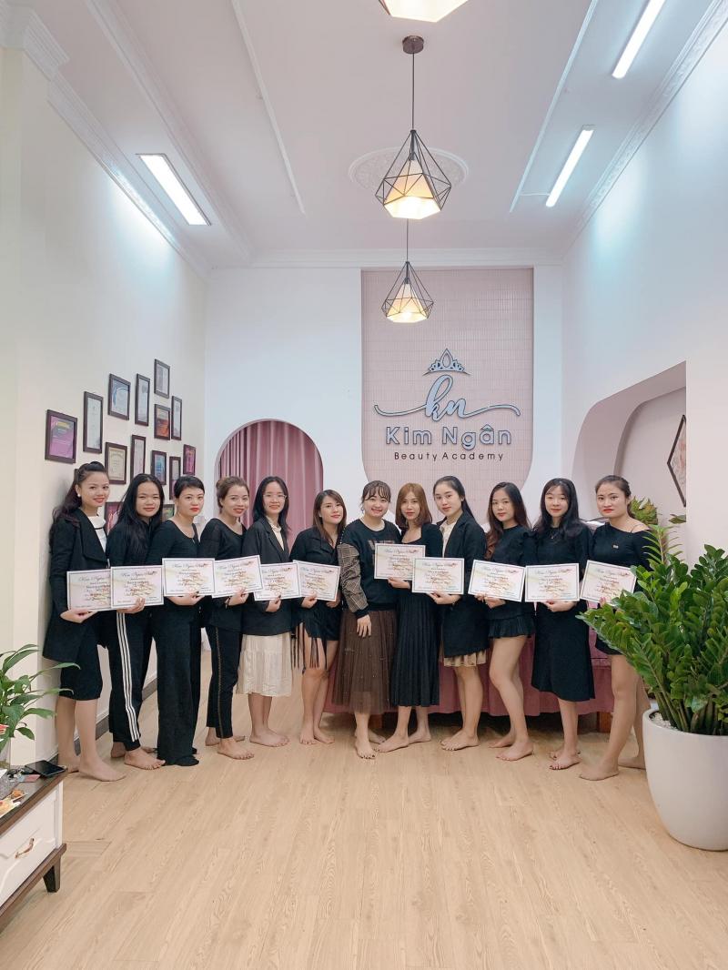 Kim Ngân Nail Beauty & Academy
