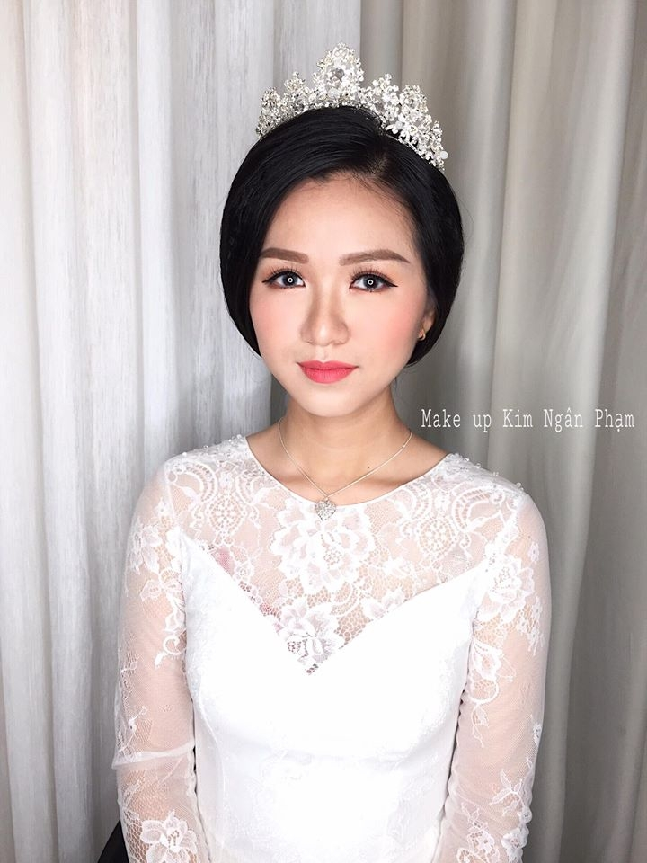 Kim Ngân Phạm Make up