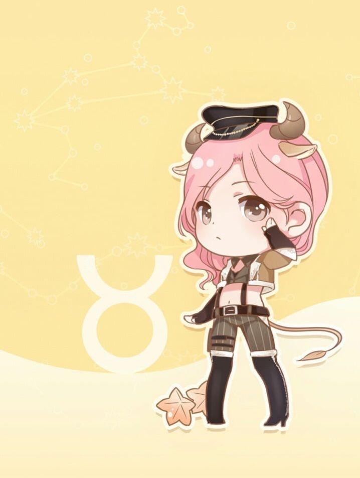 Chibi của cung Kim Ngưu