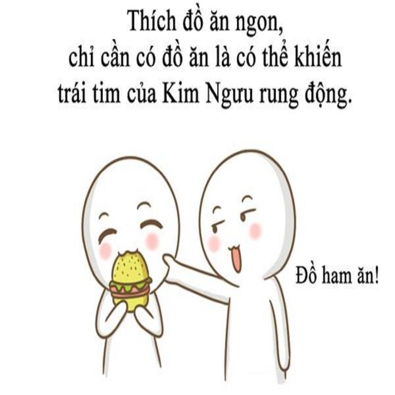 Con đường ngắn nhất đến trái tim Kim Ngưu là dạ dày