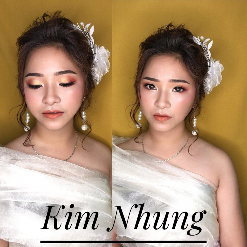 Kim Nhung Make Up