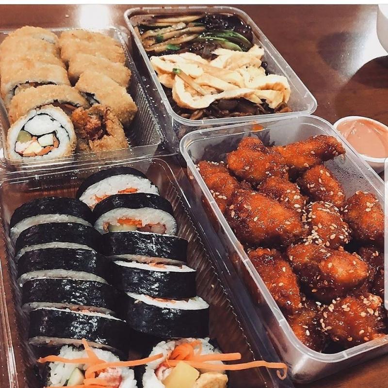 Địa chỉ món Hàn tiếp theo mà bạn không nên bỏ lỡ trong mùa dịch này chính là Kim Phans Food.