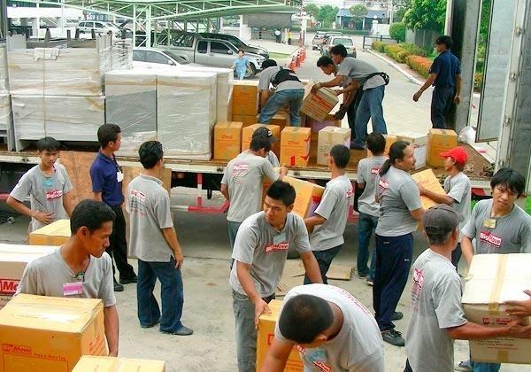 Dịch vụ chuyển nhà công ty Kim Phát Tài