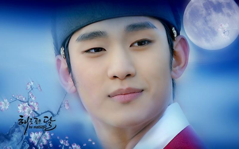 Vẻ đẹp thư sinh của Kim So Huyn trong Mặt trăng ôm mặt trời